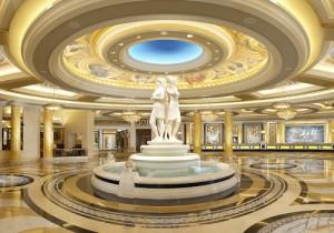 Caesars Lobby 2