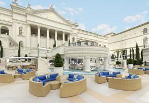 Caesars Pool 3