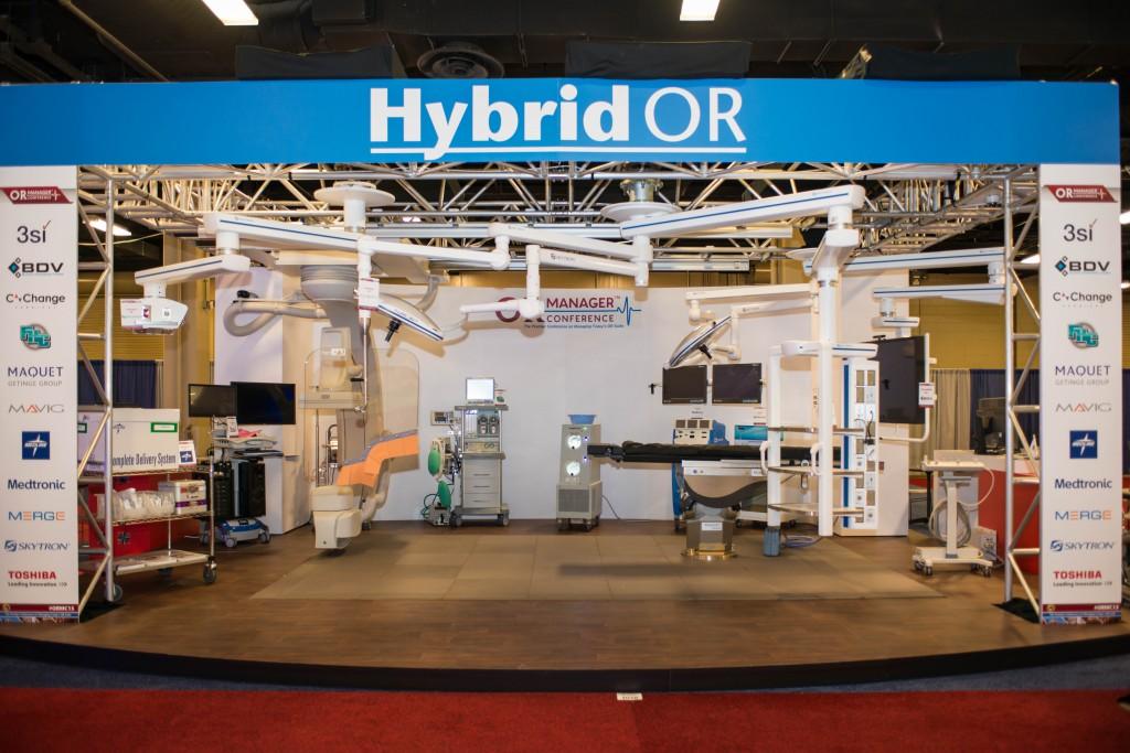 Hybrid OR ORMC Web 2